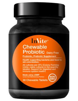 Chewable Probiotic
