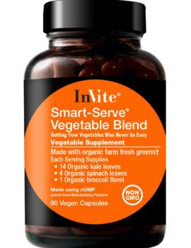 Smart-Serve Vegetable Blend