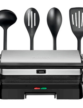 Cuisinart Boxed Tool Set Cuisinart Griddler GR-11 Bundle_500x500