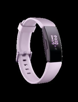 Fitbit_Inspire_HR_3QTR_Core_Lilac_Clock_Bodoni