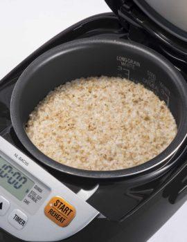 Rice Quinoa Steel Cut Oatmeal Gluten Free Prep Invite Fitness