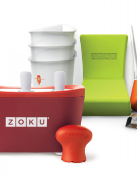 zoku ice pops