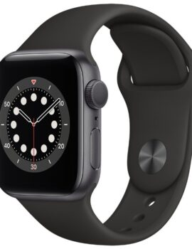 Apple Watch Series 6 GPS + CELL 44MM SPGR AL BLACK SP