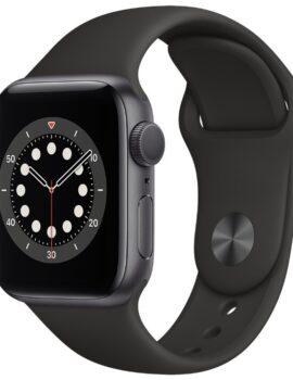 Apple Watch Series 6 GPS + CELL 44MM SPGR AL BLACK SP