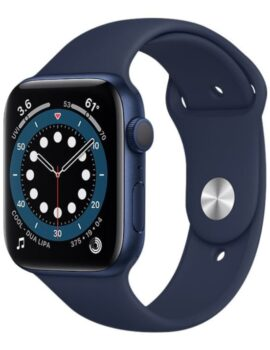 Apple Watch Series 6 (GPS) - blue aluminum